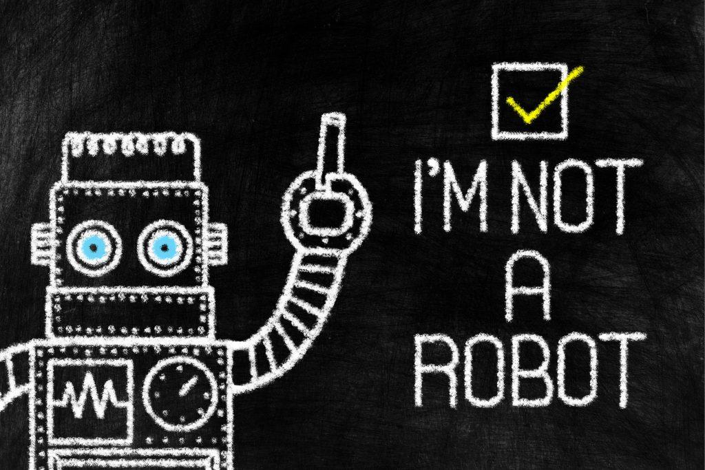 אני לא רובוט